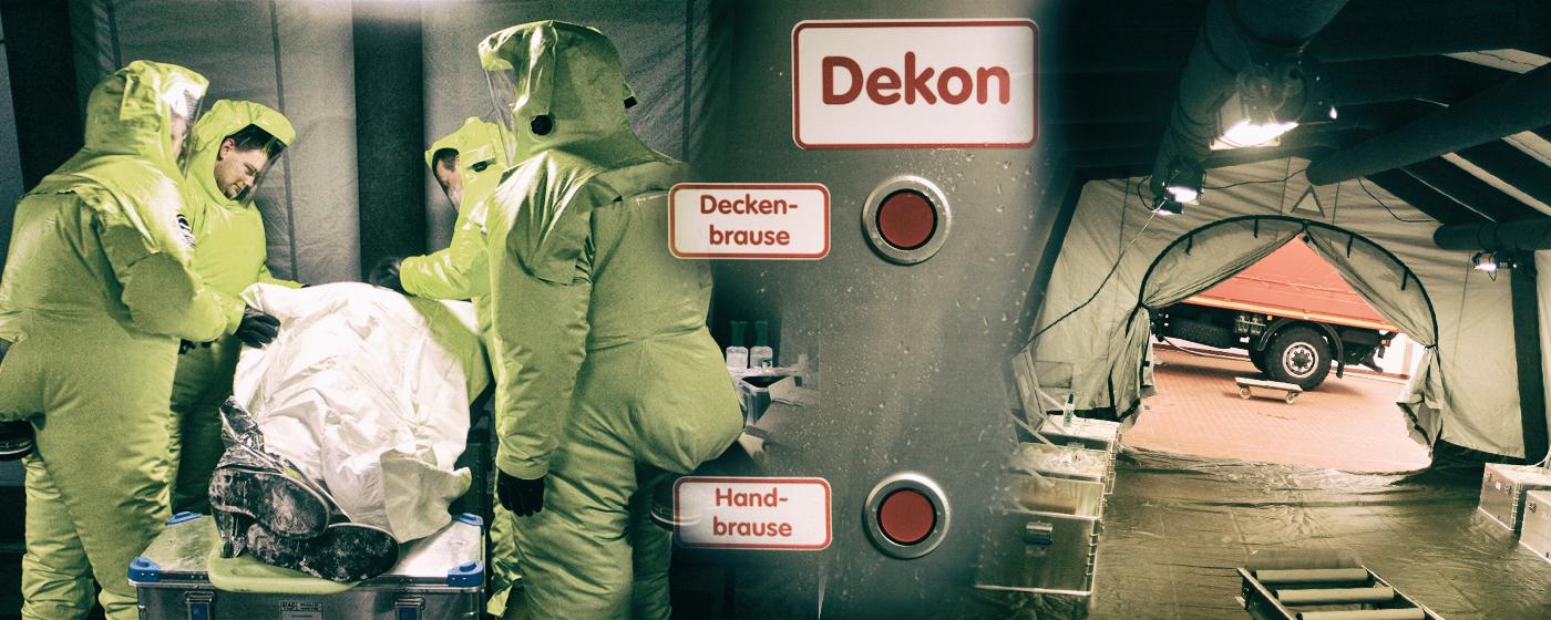 Der Dekon Zug