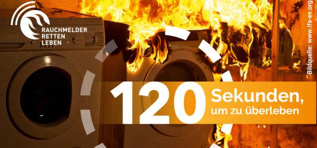 Rauchwarnmeldertag – 13.09.2019